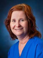 photo of Shellie Smelser, Endoscopy Nurse
